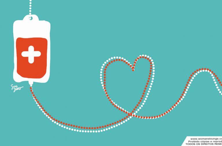 Gestantes e mães amamentando podem doar sangue