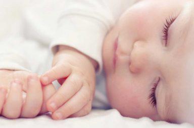 Efeito vulcânico em bebês