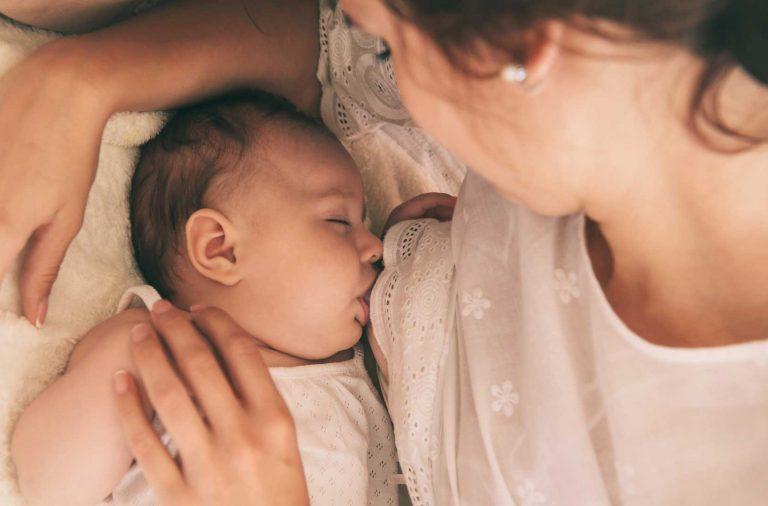 componentes do leite materno