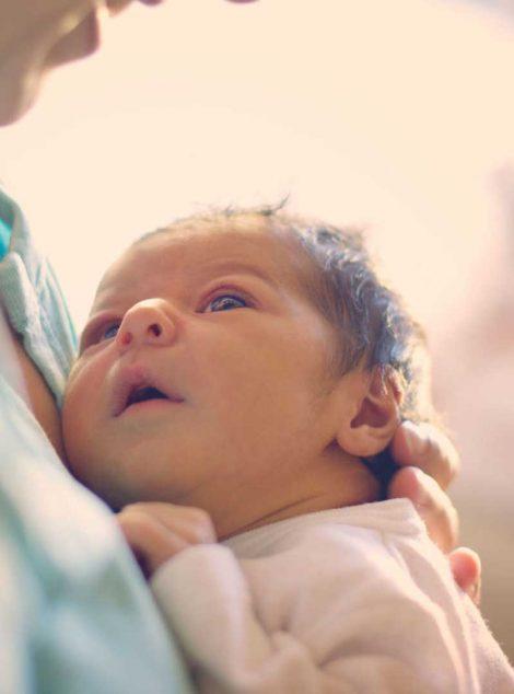 Primeira impressão do bebê