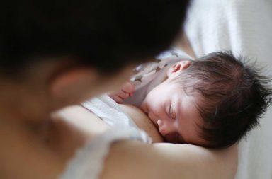 Produção de leite materno