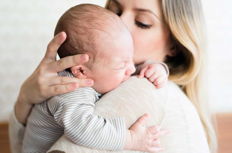 Alimentos que causam gases no bebê