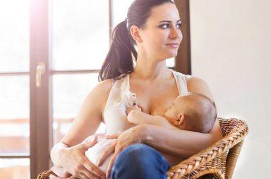 Estresse seca o leite maternov
